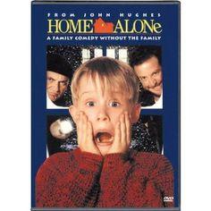 """""""Home Alone"""" starring Macaulay Culkin (1990)"""