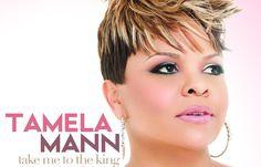Gospel Singer Tamela Mann Christian Music HD Wallpaper