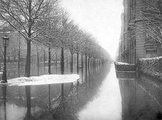 1910......AVENUE MONTAIGNE......CRUE DE LA SEINE.............