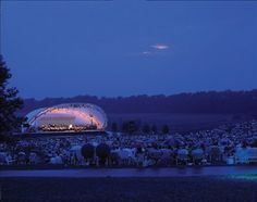 Symphony on the Prairie, Conners Prairie, Indiana