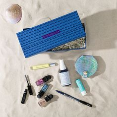 How to Channel Your Inner Mermaid With These Luxurious, Beachy Products #SELFmagazine