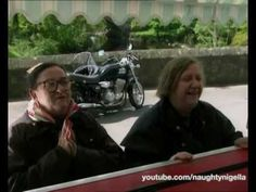 Two Fat Ladies talk about Vegetarians....I think it's time for a bacon sandwich