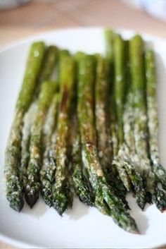 Hammered (oven baked) asparagus speers- the real flavor of asparagus ...
