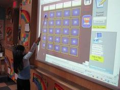 Smartboard Activities for Reading