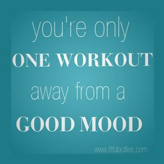 """This is what I need to remember when I say, """"I'm too tired to workout today."""""""