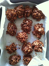 Body After Baby: Eating Clean & Loving Life: Clean No Bake Cookies