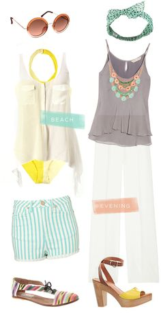 my {tropical} uniform - designlovefest for oh joy