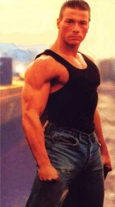 Jean Claude Van Damme!