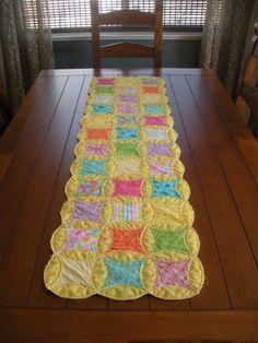 Spring / Easter Table Runner