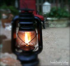Vintage inspired lantern inspir lantern