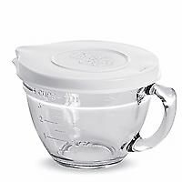 This bowl is INDISPENSIBLE in the kitchen!  Use it as a large measuring cup or mixing bowl to whip up icing, eggs and more!  Love that it has a lid so you can store leftovers!  Snag it for only $12.50 !  visit my website at www.pamperedchef.biz/kristinsanchez  (I can also show you how to get it for FREE)