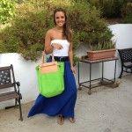Folding Bag, Bolso en loneta