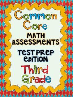 3rd grade math review $