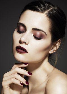 shades of burgundy