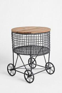 Market Basket Table