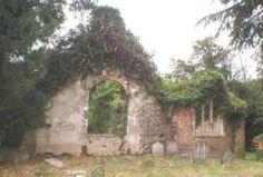 """""""Saxon wooden church"""".  Wow.     ;)"""