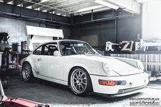 Modified Porsche 964 RS