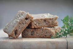 Nourishing Meals: Whole Grain Flatbread (gluten-free, yeast-free, vegan)
