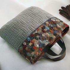 Bag by Yoko Saito by Very Berry Handmade, via Flickr
