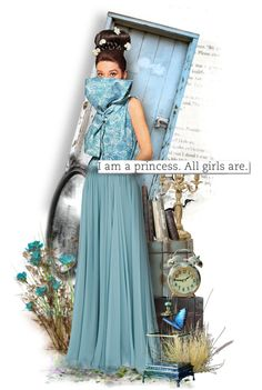 """""""Audrey!"""" by triciamcmillan on Polyvore"""