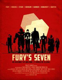 Fury's 7