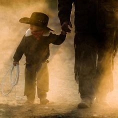 This is so cute! #Country Living #LittleCowboy #Cowboy