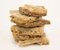 Gluten-Free Nibby Crackers Featuring Theo Chocolate Nibs | Theo Chocolate