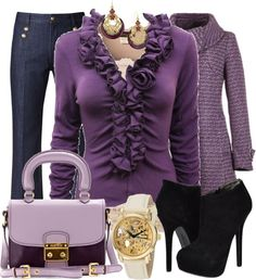 """""""Purple Contest #1"""" by lifebeautiful on Polyvore"""