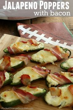 Jalapeno Poppers wit