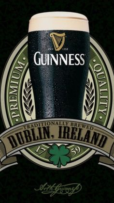 Guinness - One of my favorite beers.  Goes very well with deep dish pizza!