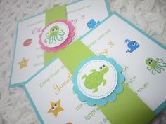 Under the Sea Sea Beach Baby Shower by MommyMimasCreations on Etsy, $2.10