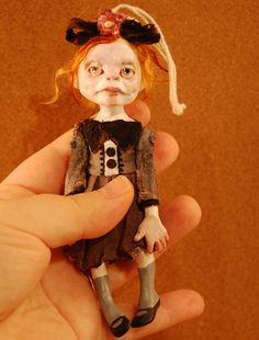Wooded Woods - OOAK Art Dolls - Gallery