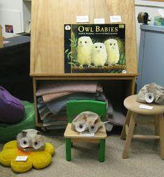 StrongStart: Owl Babies Reenactment