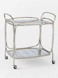 Bar cart #ValentinesDay #giftguide