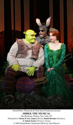 Shrek the Musical on DVD and Blu-Ray | Seattle Lifestyle Blog