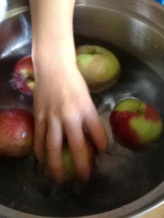 Apple polishing