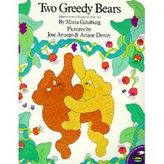 Two Greedy Bears- Early division/ sharing
