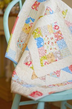 from Quilts & More summer 2012