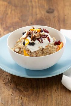Chobani Oatmeal -- an old classic breakfast!