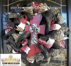 Mesh Wreath Ideas On Pinterest Diaper Wreath Mesh