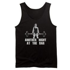 I want i want i want....Another Night at the Bar Men's Dark Tank Top