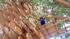 #bamboo treehouse #2 | #indonesia | foto: budi #pradono