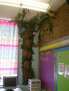 Classroom Camping Theme On Pinterest Tree