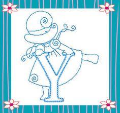 RWSunbonnetAlpha letra, sun bonnet, bonnet sue, patron ii, adrianna, abecedario, sunbonnet, machine embroidery designs, embroideri