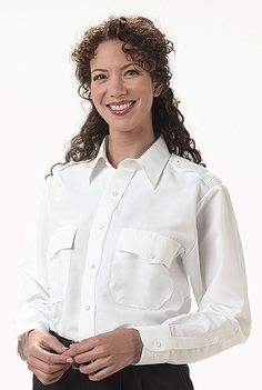 Womens Long Sleeve Flyer Shirt From Best Buy Uniforms.  http://www.bestbuyuniforms.com/detail.asp?id=EDW-5260    See more flyer shirts  http://www.bestbuyuniforms.com/listing.asp?cid=180