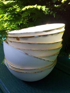 Fine Bone China Bowl Uncovet