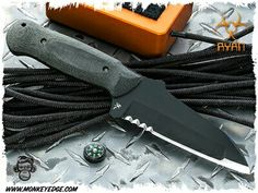 Steve Ryan: Warcom Mod 1 Fixed Blade