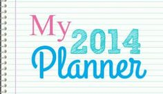 The O.C.D. Life: My 2014 Erin Condren Planner & a GIVEAWAY!