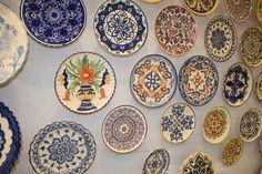 Pratos da Casa do Oleiro - 100% artesanais
