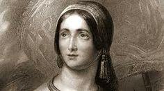 """Jeanne d' Arc - Sie kam von ganz unten, war ein Bauernmädchen, Analphabetin und eben – nur – eine Frau. In Zeiten, in denen Männer versagten, kämpfte sie nicht mit den Waffen einer Frau, sie schlüpfte – wie Businessfrauen heute – in den Männerdress und agierte wie ein Mann: """"Ich bin Kriegsherr"""", schrieb sie an die Engländer, """"von Gott, dem König des Himmels gesandt, um Euch Mann für Mann aus Frankreich herauszuschlagen."""" Keiner Autorität außer Gott beugte sich die """"Jungfrau in Rüstung""""."""